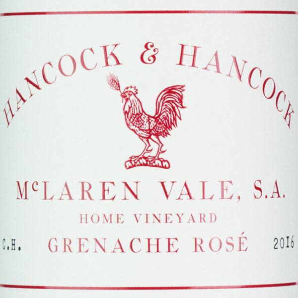 Industry legend Chris Hancock releases first wines under own label