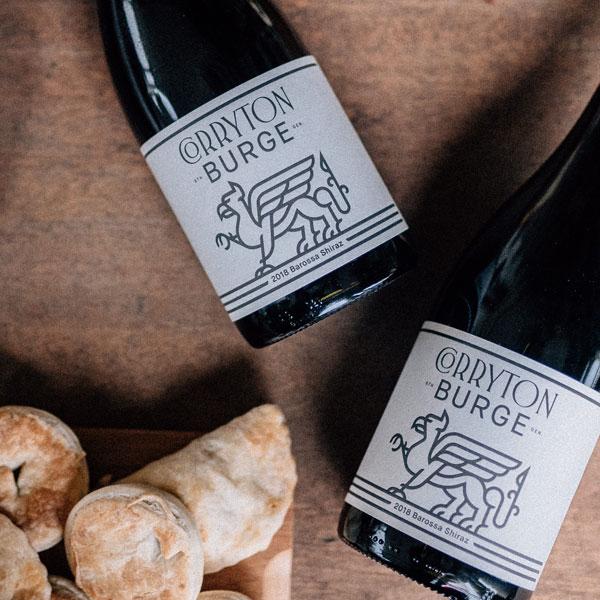 Grant Burge's family launch Corryton Burge and join the Oatley Fine Wine Merchants Portfolio